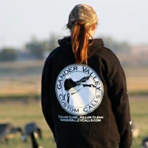 Gander Valley Custom Calls Hooded Sweatshirt